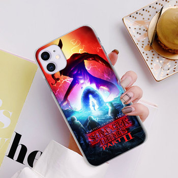 Svetimas dalykų, Telefono dėklas skirtas Apple iPhone 12 11 Pro Max X XR XS MAX SE 2020 7 8 6 6s Plius Hard Cover Coque