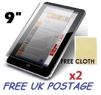 Universalus Screen Protector For Tablet 7